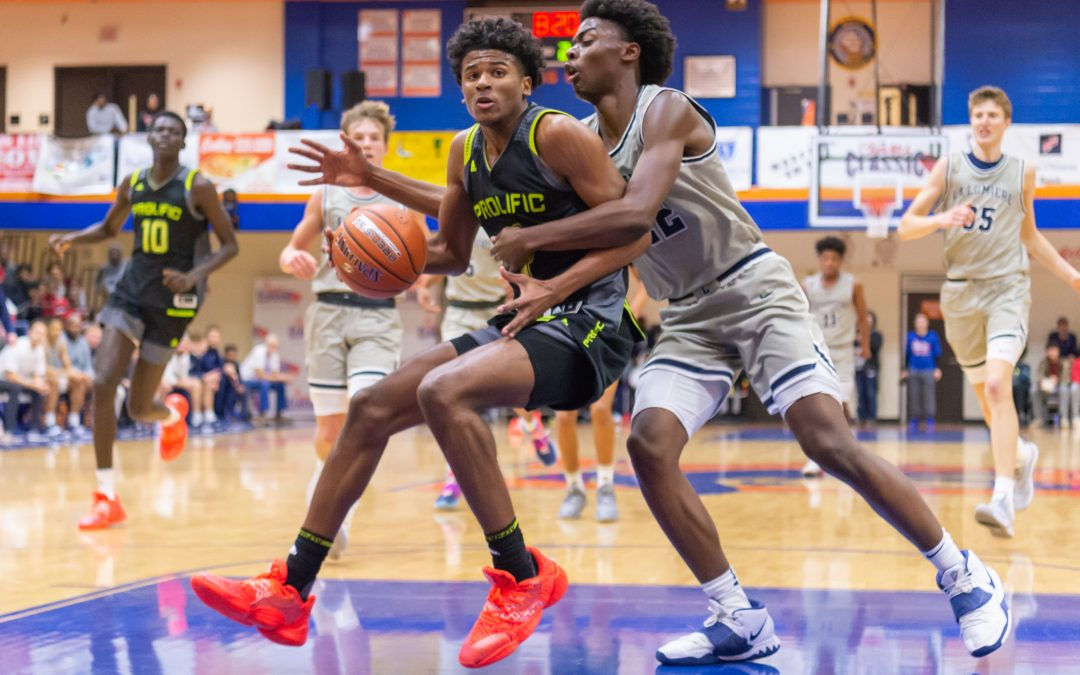 Jalen Green selected National Player of the Year