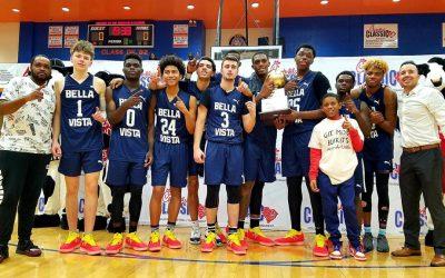 Bella Vista wins National Division championship