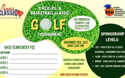 GCEAF/Chick-fil-A Classic Golf Tournament Announced